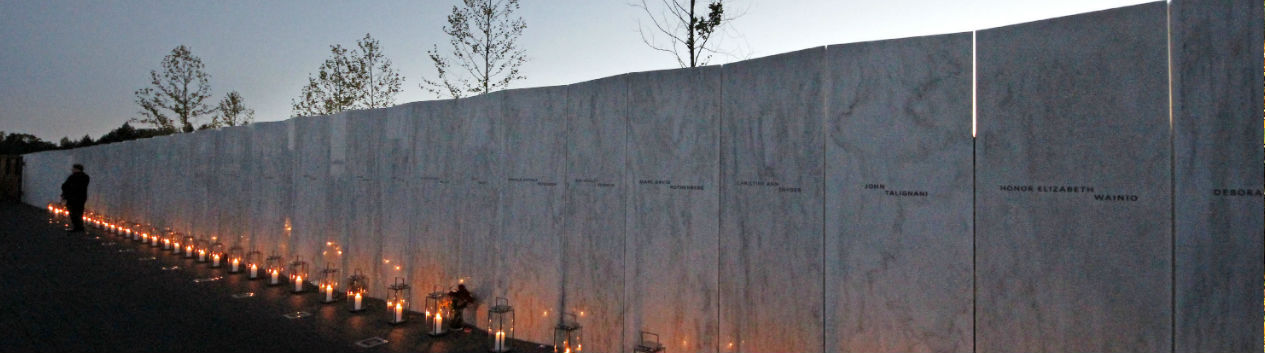 Flight 93 Memorial In Somerset Pa